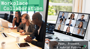 Workplace Collaboration - past meetings and Future Hybrid